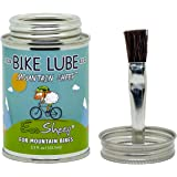 Eco Sheep MOUNTAIN SHEEP – Lanolin-based, Eco-friendly Bike Chain Oil for Mountain Bikes - No Petroleum - EPA Safer Choice and USDA BioPreferred Approved Chain Lube