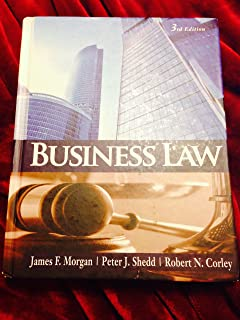 Business law 4th edition james morgan 9781618820075 amazon customers who viewed this item also viewed fandeluxe Choice Image