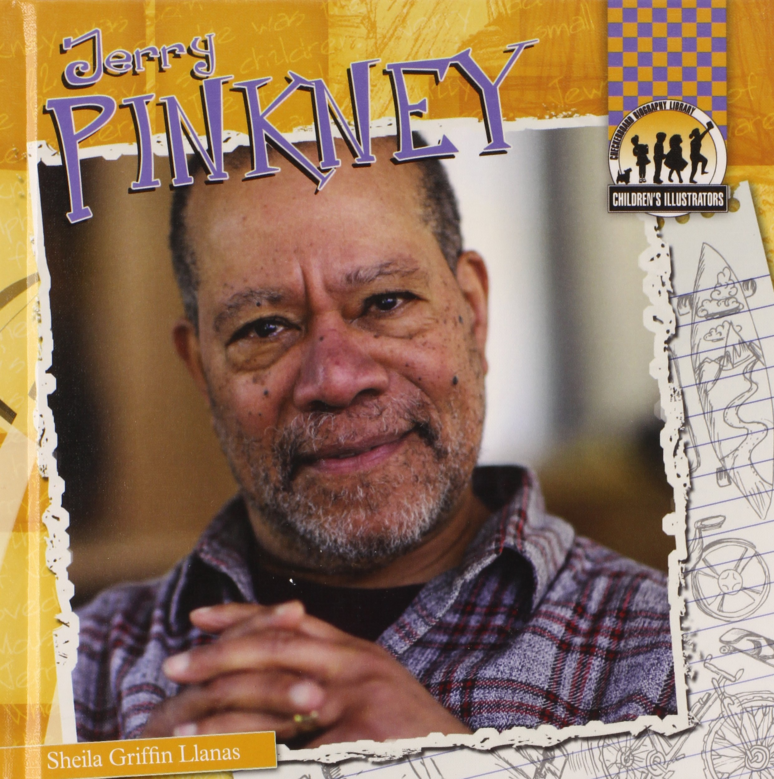Jerry Pinkney (Children's Illustrators Set 2) by Checkerboard Library (Image #1)