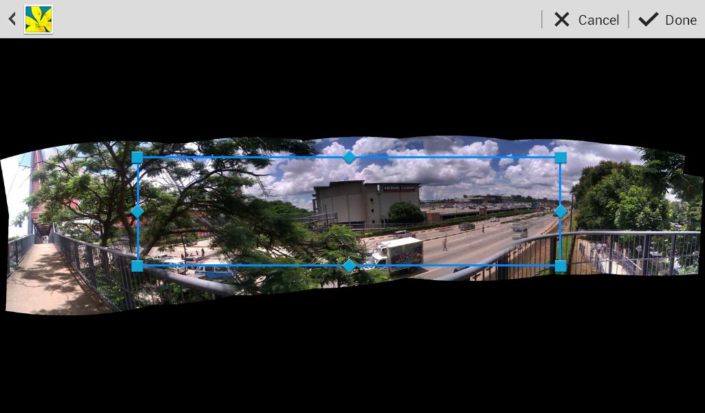 Bimostitch Panorama Stitcher