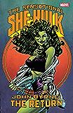 Sensational She-Hulk by John Byrne: The Return (Sensational She-Hulk (1989-1994))