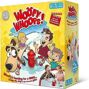 Woofy Whoops - Juego de diversión para Toda la Familia: Amazon.es ...