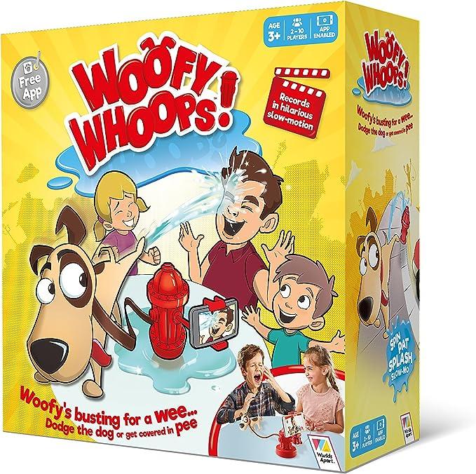Woofy Whoops - Juego de diversión para toda la familia , color/modelo surtido: Amazon.es: Juguetes y juegos