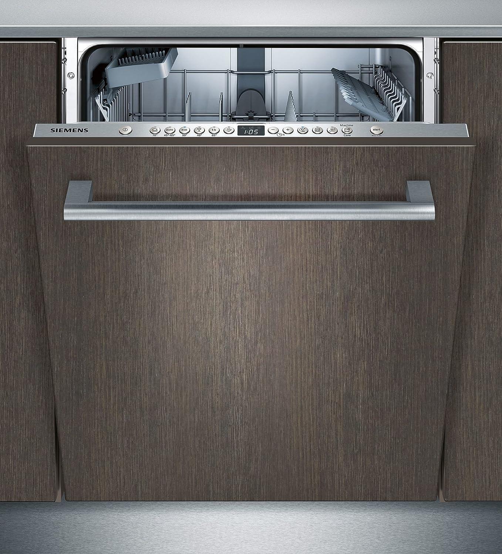 Siemens iQ300 SN636X02IE lavavajilla Totalmente integrado 13 ...