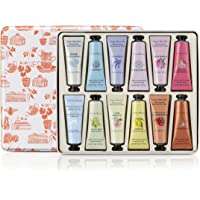 Crabtree & Evelyn Hand Therapy Sampler, 300 gr, Paquete de 12 Piezas