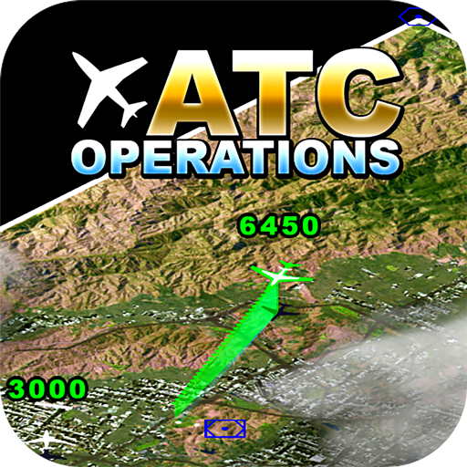 ATC Operations - Los Angeles - Air Traffic Control Game