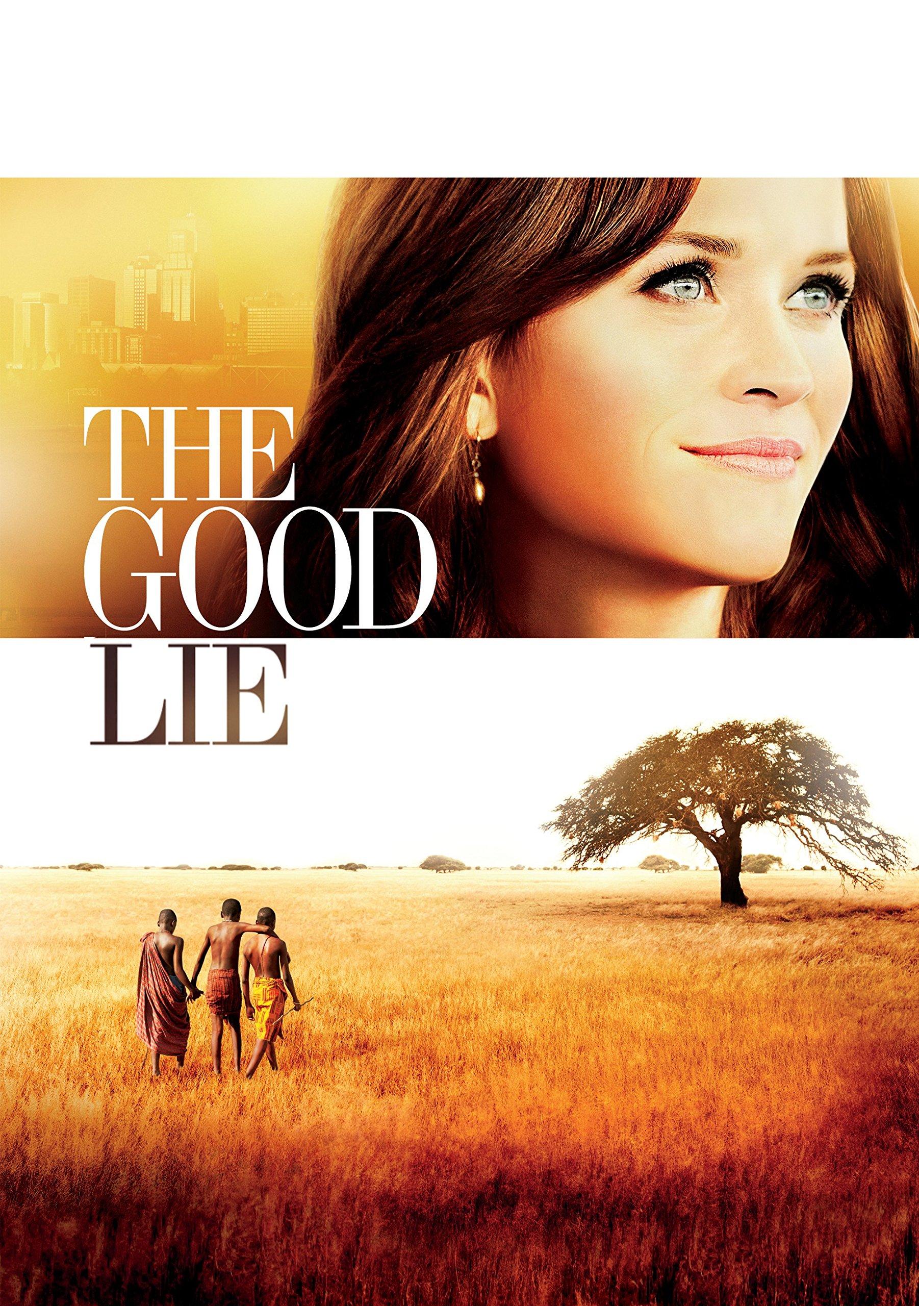 The Good Lie - DVD Image