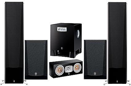 Amazon Yamaha 3D Surround Sound Multimedia Home Theater Speaker