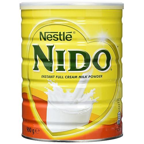 Nido Instant Full Cream Milk Powder 900 g (Pack of 3)