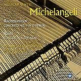Ravel&Rachmainov Piano Concerto Benedetti-Michelangeli, Gracis