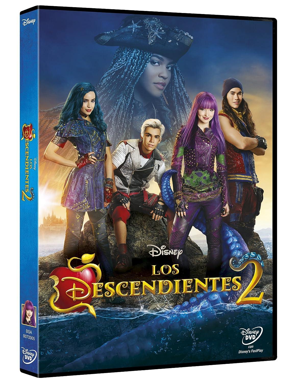 Los Descendientes 2 [DVD]: Amazon.es: Dove Cameron, Sofía Carson ...
