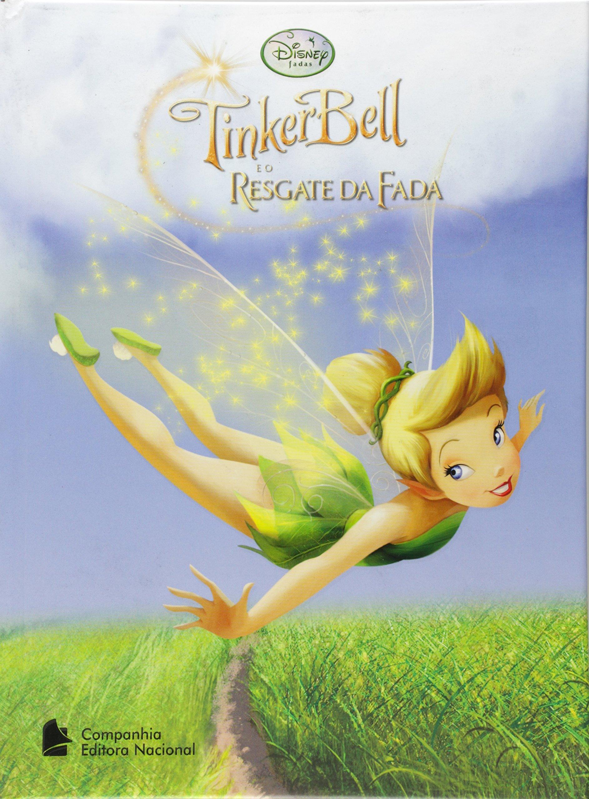Tinker Bell E O Resgate Da Fada Em Portuguese Do Brasil