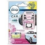 Febreze Blossom and Breeze Car Air Freshener Starter Kit, 7 ml