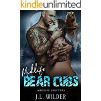Midlife Bear Cubs (Midlife Shifters Book 8)