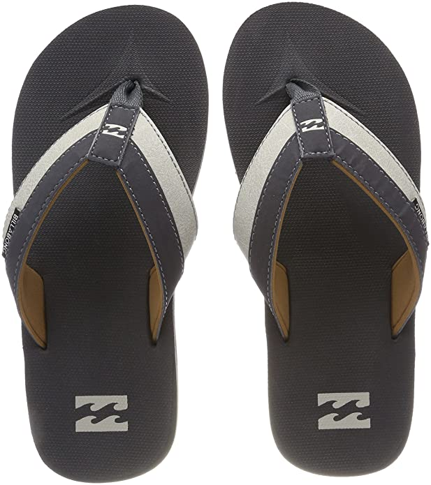 Herren Sandalen Billabong All Day Impact Sandals Grau Charcoal