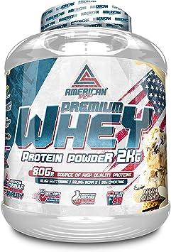 100% Whey Proteína en Polvo, Whey Protein, Suplementos ...