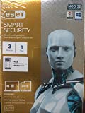 ESET Multi-Device Security Pack ( 3 Devices 1 Year ) With 6 Month Mobile Security (CD)