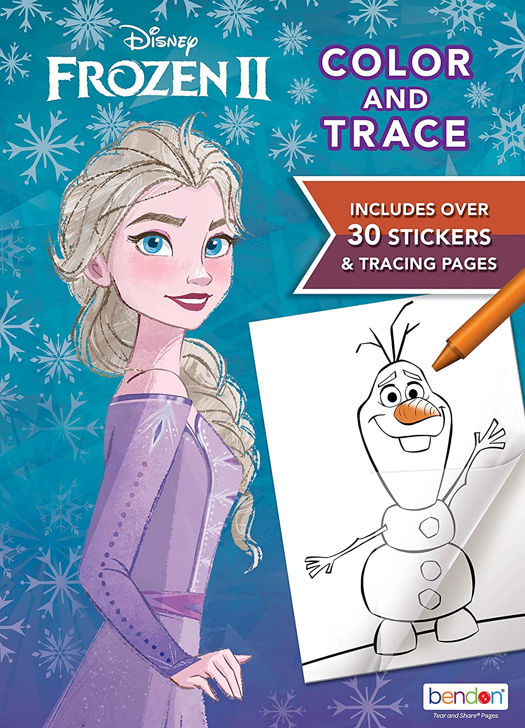 Frozen Crafts, Activities, Workbooks, Worksheets featured by top US Disney blogger, Marcie and the Mouse: