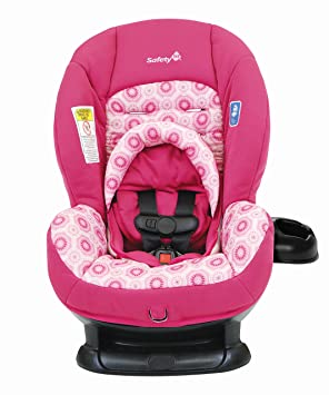 Safety 1st 22118CBDM Scenera LX Convertible Car Seat-Raspberry Ice