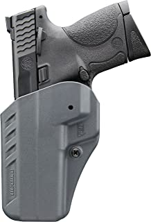 Amazon com : CrossBreed Holsters - Appendix Carry (IWB) Holster for
