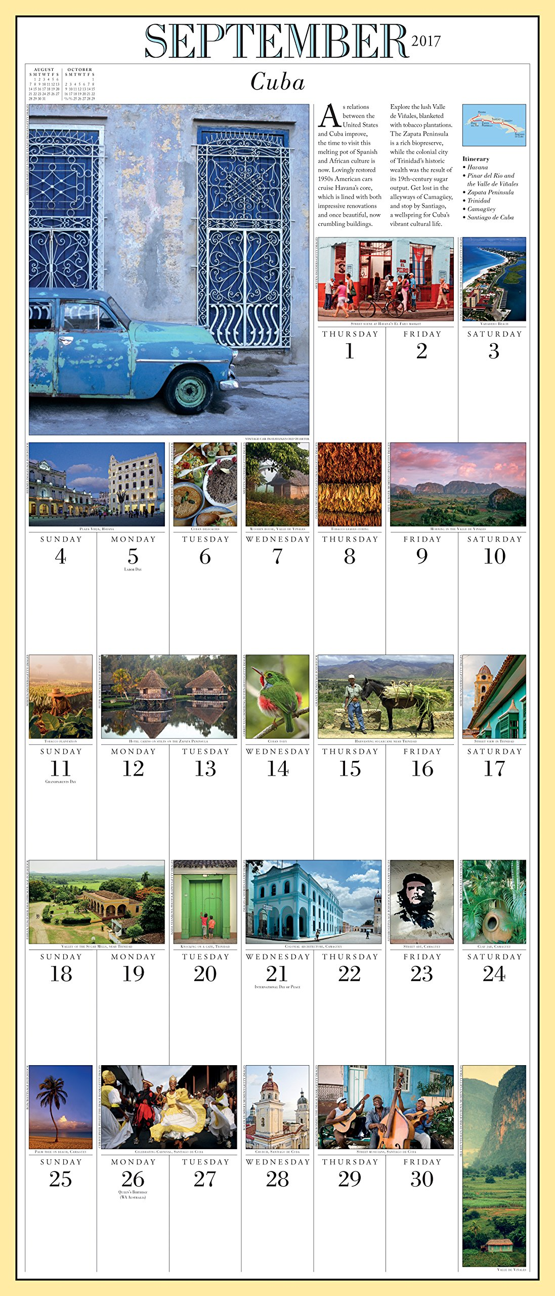 1, 000 Places to See Before You Die Picture-A-Day Wall Calendar 2017:  Patricia Schultz: 9780761188520: Amazon.com: Books