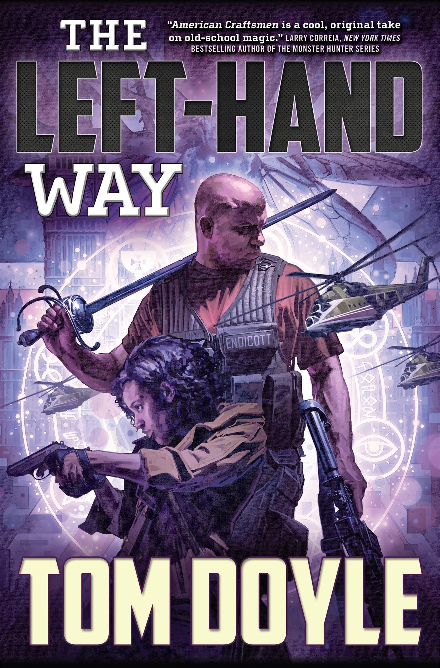 Download The Left-Hand Way: A Novel (American Craft Series) pdf epub