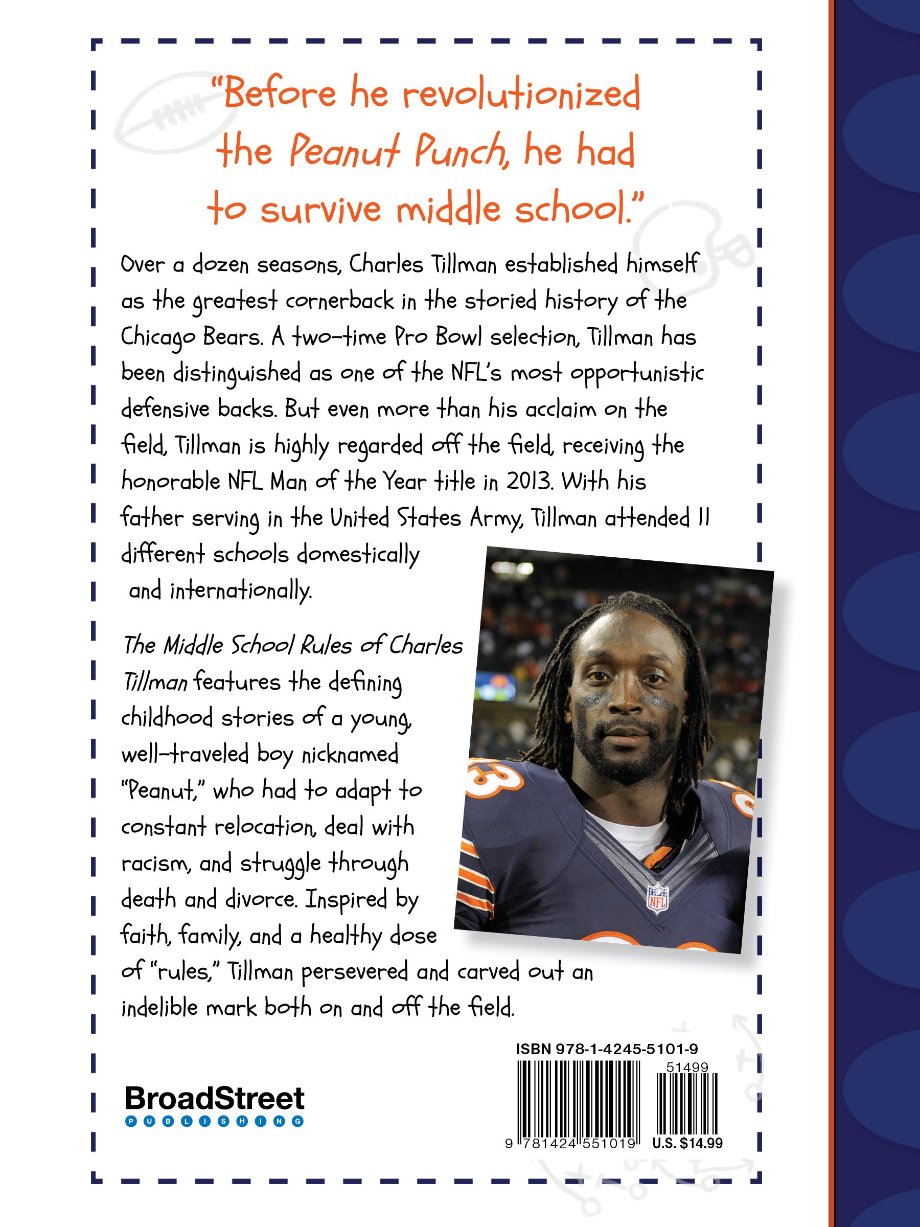 The Middle School Rules of Charles Tillman: Peanut by Broadstreet Pub Group LLC (Image #2)