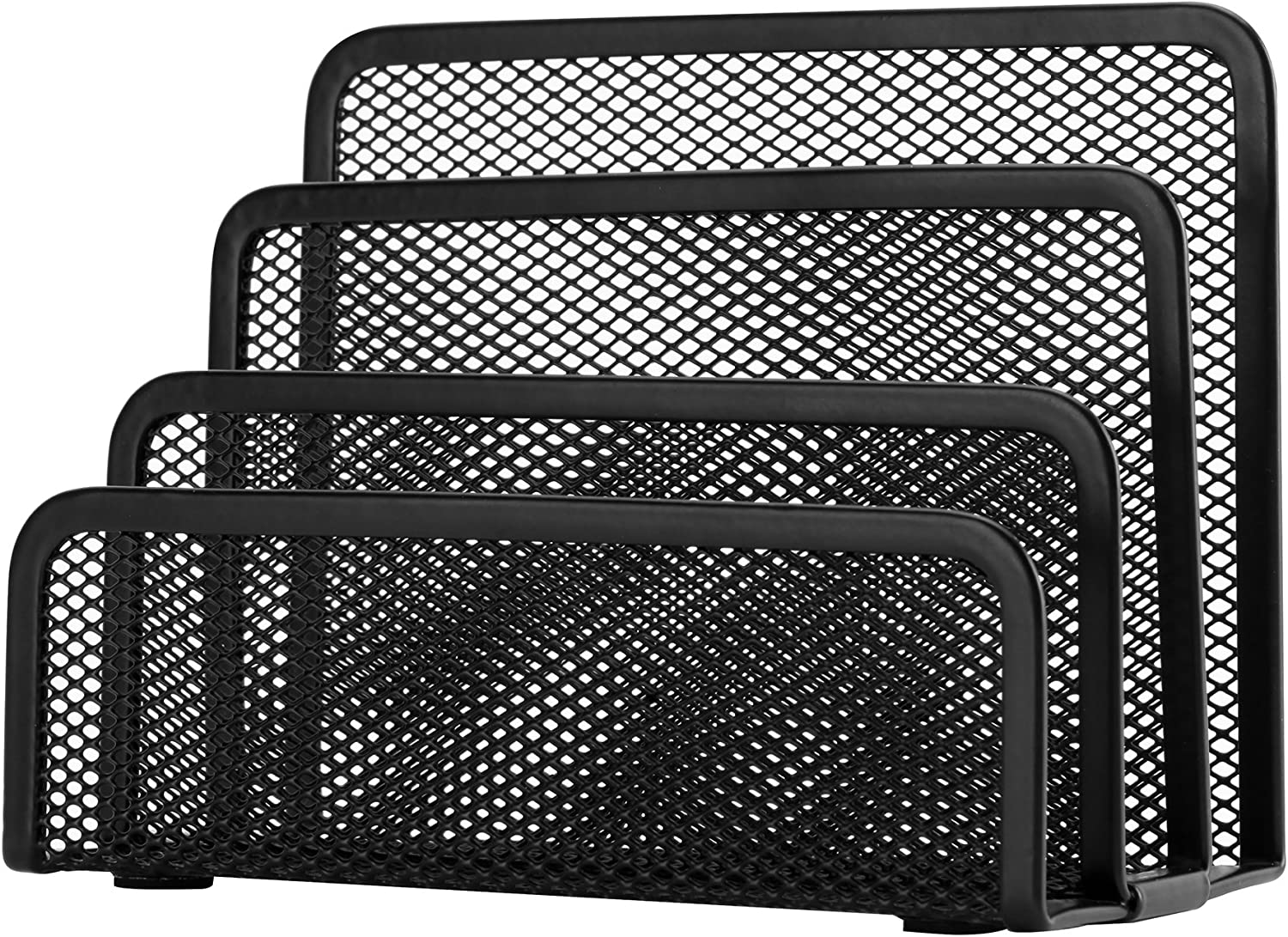 Desk Mail Organizer File Organizer and Practical Letter Sorter Strong for Any Home or Office Desktop Mail Organizer File Sorter.(6.7''3''5.2'')