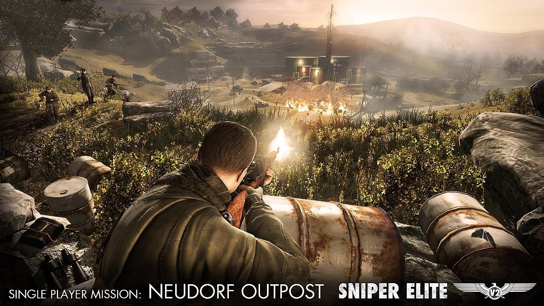 sniper elite v2 download free pc windows xp
