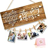 Couples Gifts Photo Holder Girlfriend Gifts - Bride and Groom Gifts Wedding Gifts for Wedding and Engagement - Engaged Presen