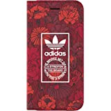 adidas Originals Bohemian 手帳型 iphone7ケース アディダス オリジナルスPUレザー (iPhone 7, レッド) [並行輸入品]