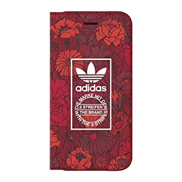 73f8e61c30 adidas Originals Bohemian 手帳型 iphone7ケース アディダス オリジナルスPUレザー (iPhone 7,