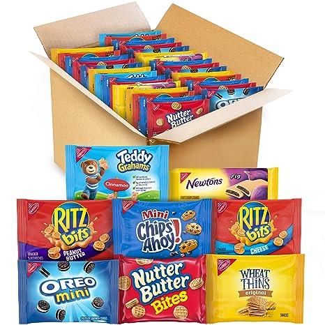 NABISCO Variety Pack Snack Box