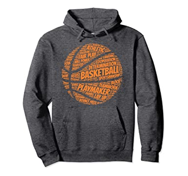 Amazon Com Basketball Hoodie Gift For Boys Girls Men And Women