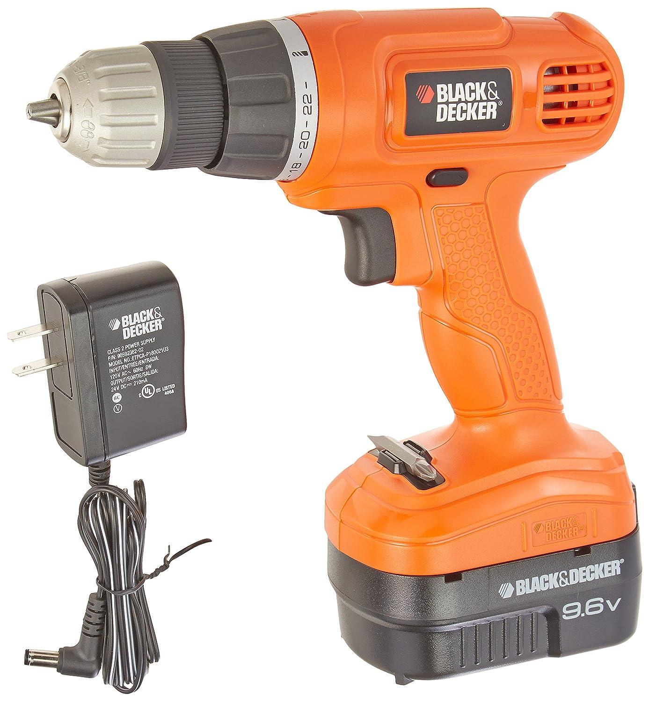 BLACK+DECKER GC960 9.6 volt NiCad Drill/Driver