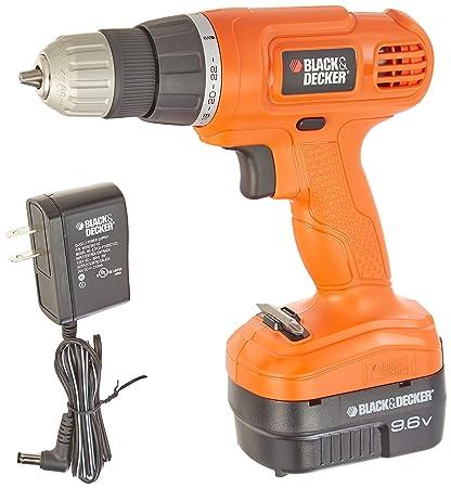 Amazon.com: Black & Decker GC960 9,6 voltios desarmador ...