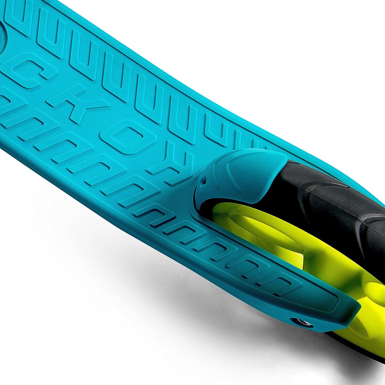 3-Fach Einstellbare Sitzh/öhe SportPlus Gecko 2in1 Laufrad und Scooter Umwandlung vom Laufrad Zum Scooter in Sekunden Sicherheit gepr/üft Benutzergewicht: 35kg Max
