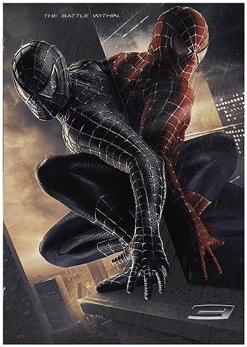 Spider Man 3 2006 Authentic 27 X 40 Original Movie Poster