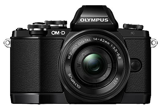67 opinioni per Olympus OM-D E-M10 Fotocamera Mirrorless 16 MP, Kit con Obiettivo M.Zuiko ED 14-