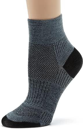 Wrightsock Women's Coolmesh Athletic Socks Three-Pack