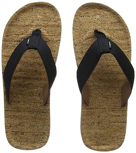ee4ecd661 O Neill Men s Fm Chad Structure Flip Flops  Amazon.co.uk  Shoes   Bags