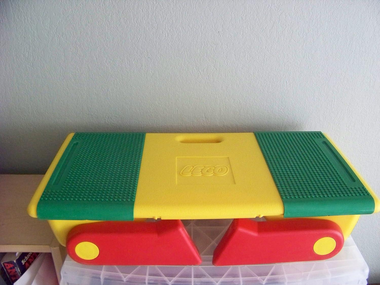 LEGO Mesa Duplo Vintage 637 portátil Edificio & Almacenamiento ...
