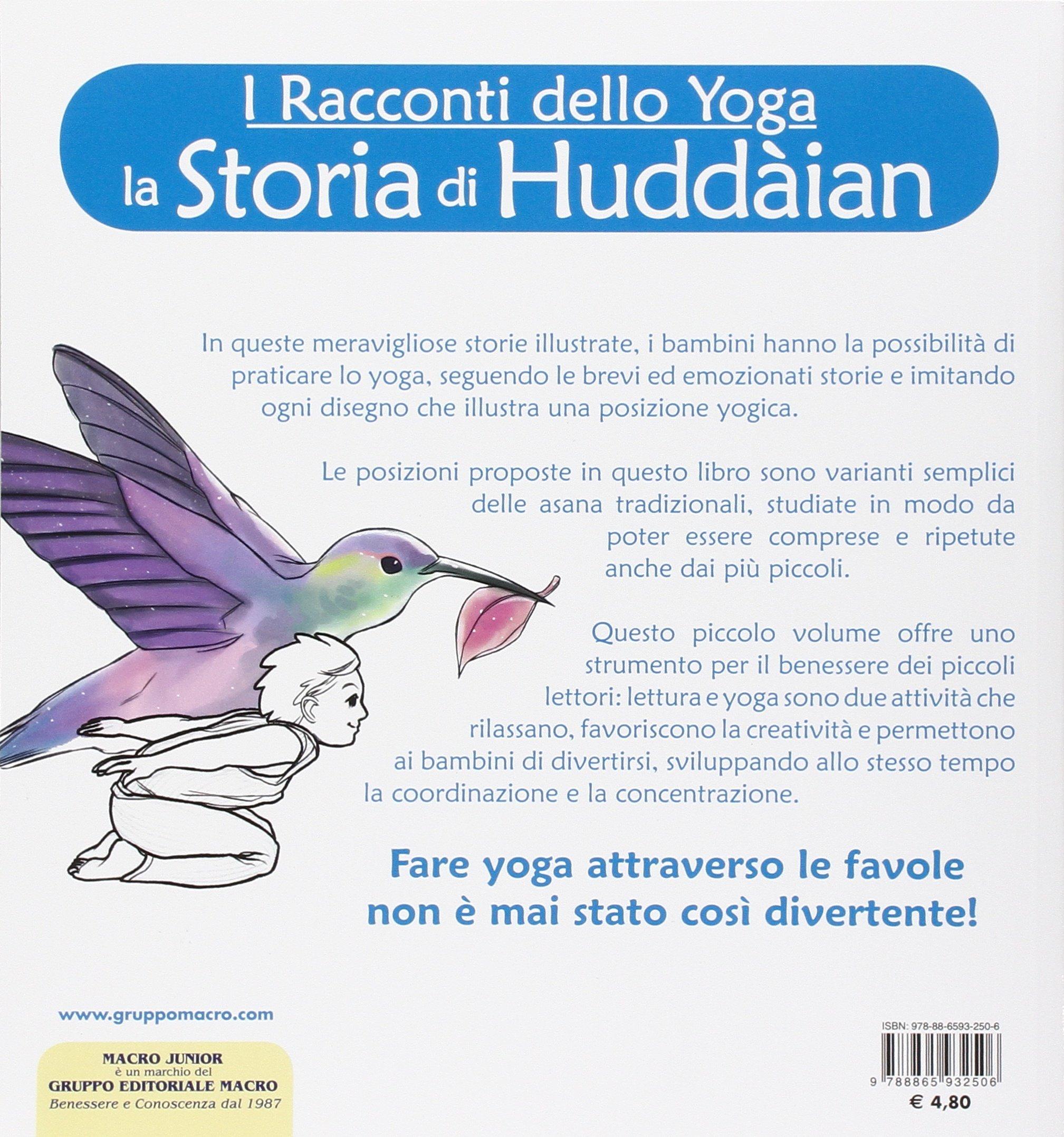 La storia di Huddain. I racconti dello yoga: Amazon.es ...