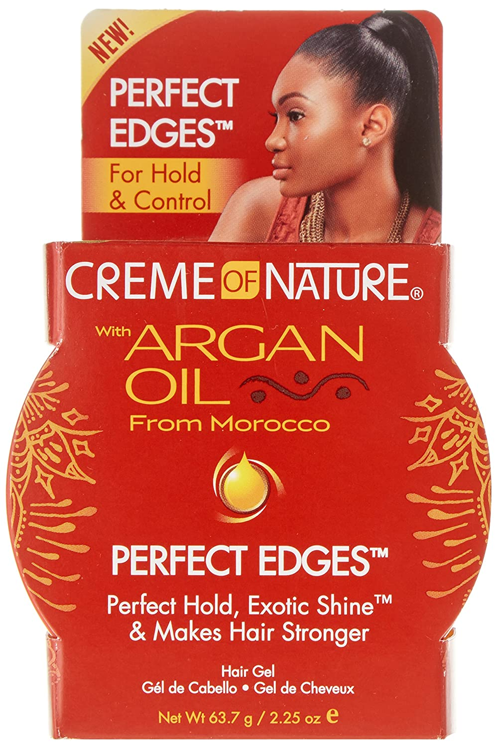 Creme Of Nature Perfect Edges, Cuidado del pelo y del cuero cabelludo - 63.7 gr.: Amazon.es: Belleza