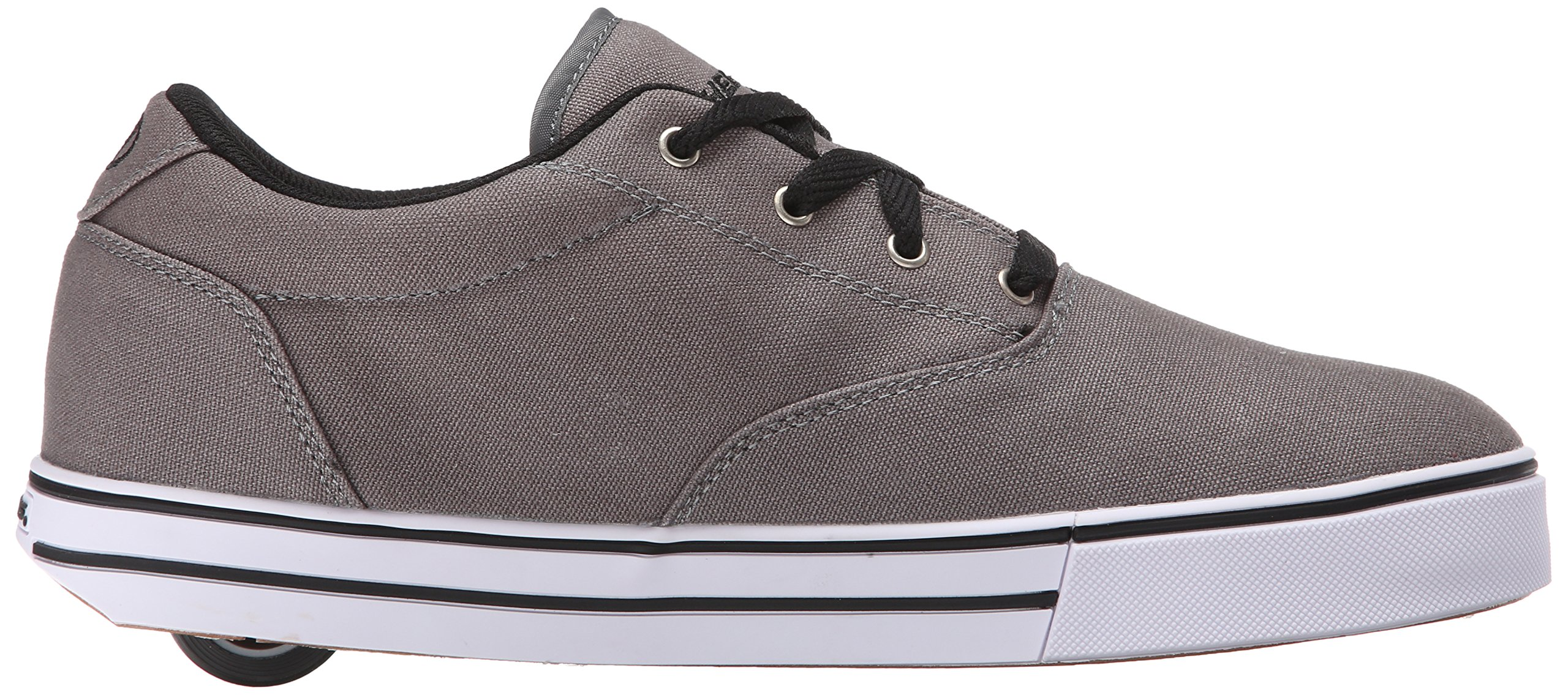 Heelys Men's Launch Fashion Sneaker Grey 10 M US by Heelys (Image #7)