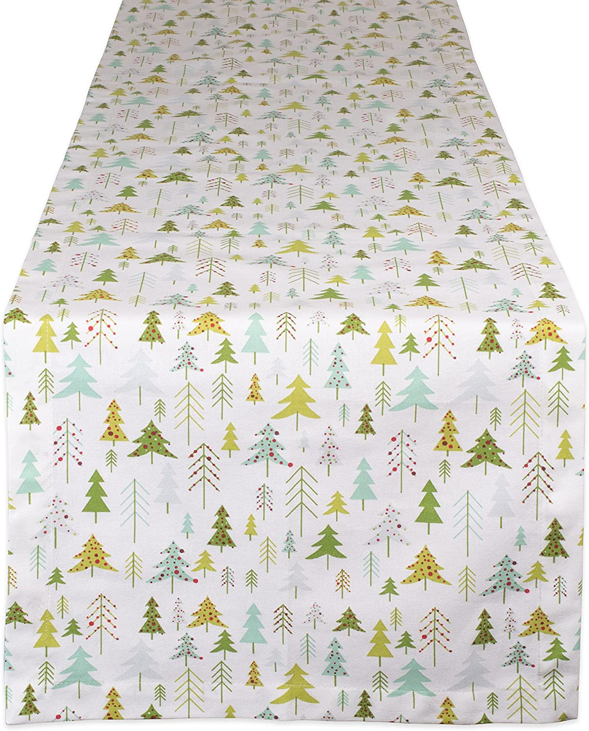 DII CAMZ10878 Table Runner, 14x108, Holiday Woods