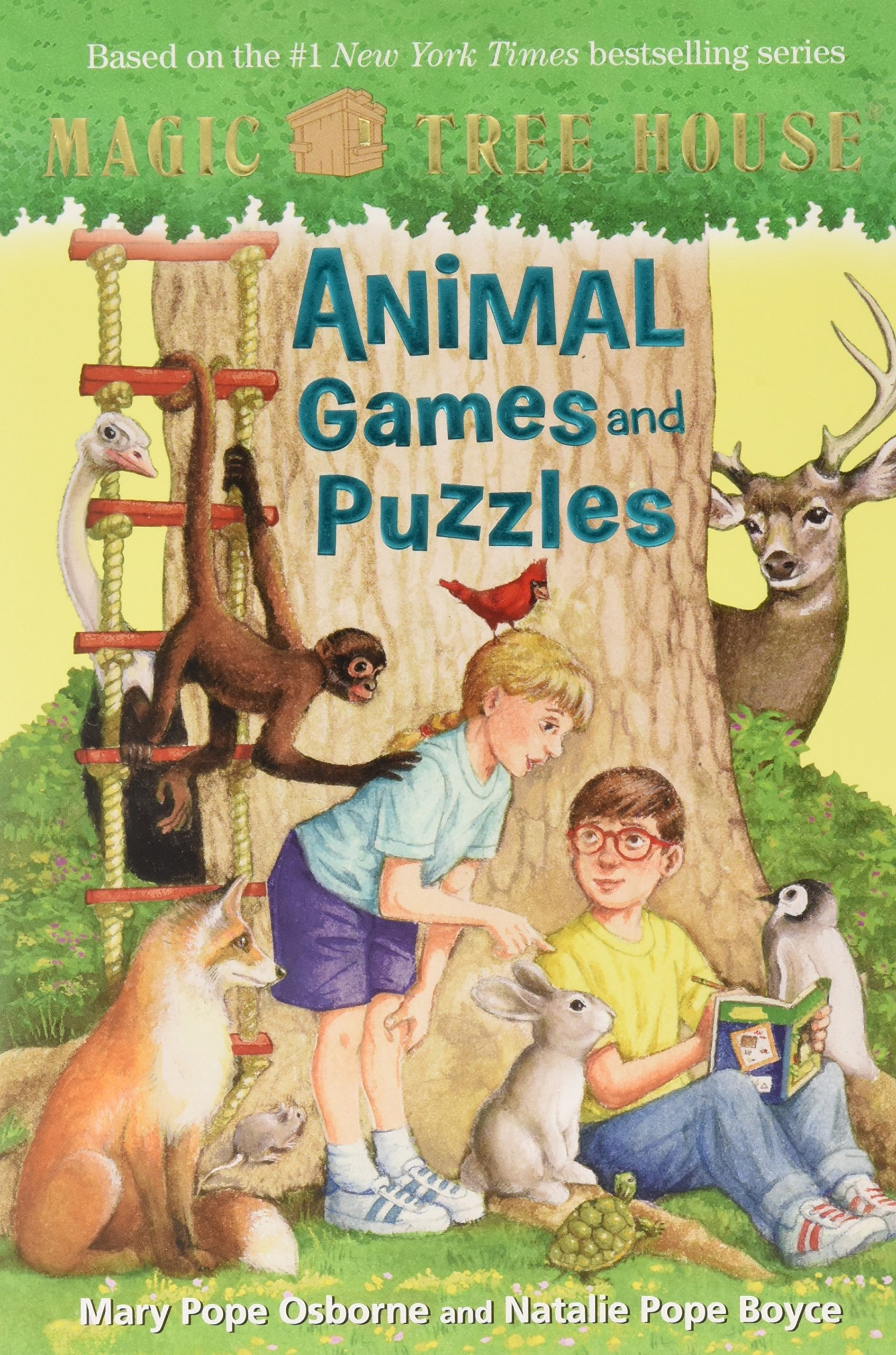 Animal Games Puzzles Magic House product image