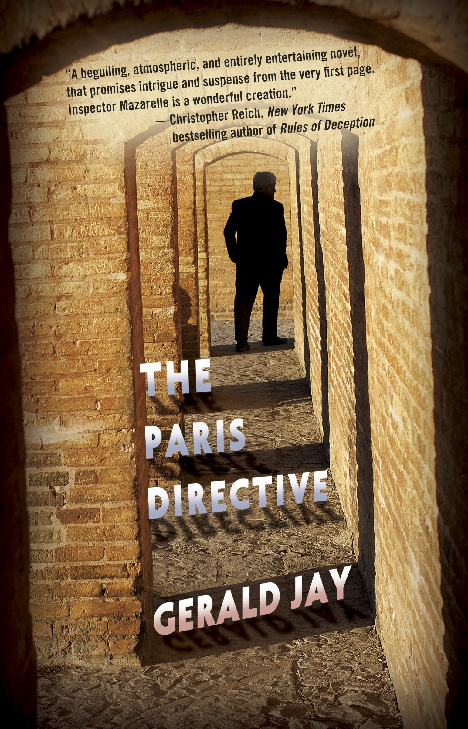 Amazon com: The Paris Directive (9780307947499): Gerald Jay
