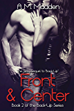 Front & Center (Book 2 of The Back-up Series) (English Edition)