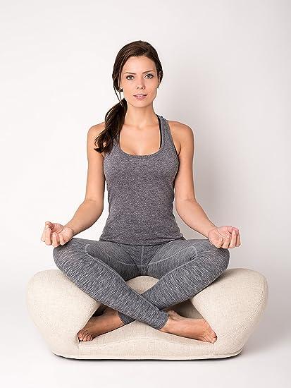 Amazon.com: Asiento de meditación ergonó ...